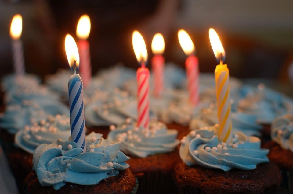 Verjaardagskaarten versturen en ontvangen blijft leuk!